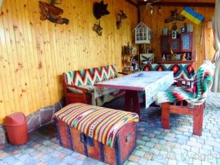 Комната для отдыха на улице