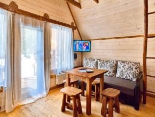 Дом в Карпатах возле леса 2+4 (901, 902, 903)