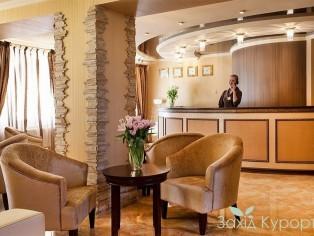 Отель «Бель Рояль»