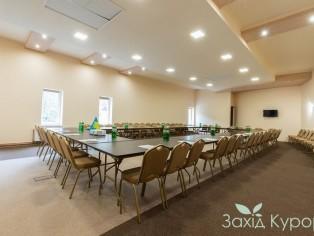 Бежевий конференц-зал