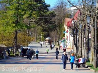 Парк Трускавца