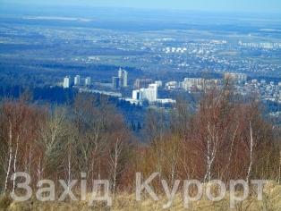Фото (Трускавец с горы что вблизи с. Орив.)