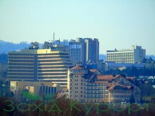 "Фото (санатории Трускавца: клиника Козявкина, сан. ""Карпаты"", )"
