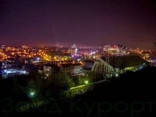 Фото ночного Трускавца