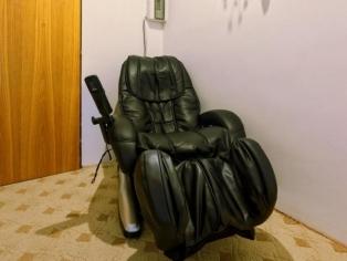Вибромассажное кресло