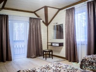 Двухэтажный коттедж повышенной комфортности. Площадь 140м2.