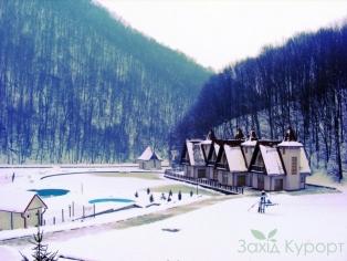 Шаян - Висак - горнолыжный подъемник