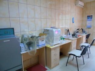 Клиническая лаборатория
