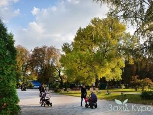Курорт Миргород - парк