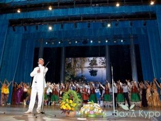 Курорт Миргород - концертный зал