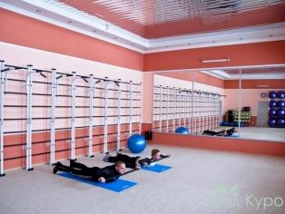 Курорт Миргород - спорт зал