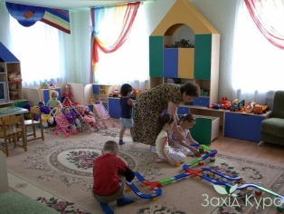 Курорт Миргород - детская комната