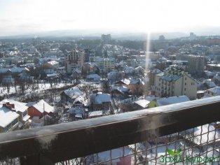 Одноместный стандарт. Вид с балкона