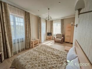 Однокомнатный номер с балконом / Suite