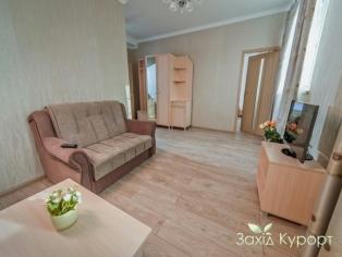 Двухкомнатный номер с выходом на террасу / Terrace suite