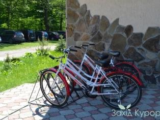 Катание на велосипедах