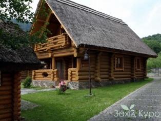 Гуцульские домики