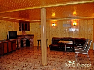 Комната отдыха в сауне