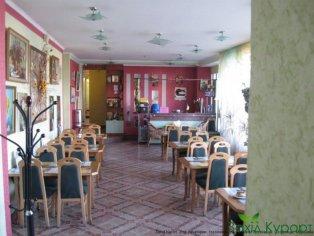 """Отель """"Club pH"""". Кафе"""