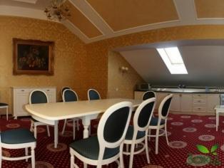 Президентский апартамент (PRS). Кухня