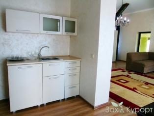 Апартаменты. Кухня