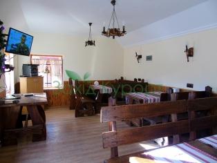 Ресторан. Большая альтанка
