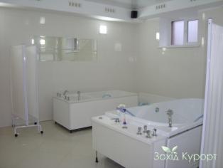 СПА. Лечебные ванны