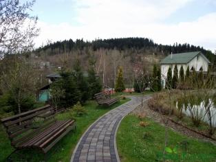 Парк для прогулок и отдыха
