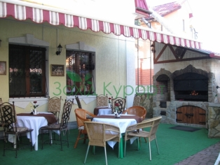 Ресторан (летняя площадка, мангал)