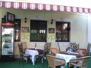 Ресторан (летняя площадка)