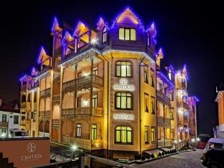 Ночной отель Свитязь
