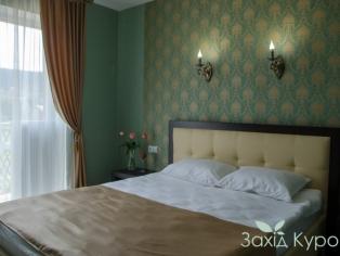 Апартаменты 4-х местный с двумя спальнями