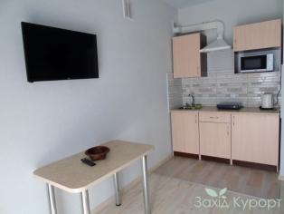 Апартаменты студио двухместный  (3 этаж - №34)
