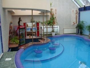 Отель Юрмала. Басейн