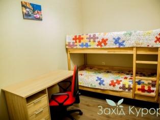 Люкс корпуса D (с двухэтажной кроватью)