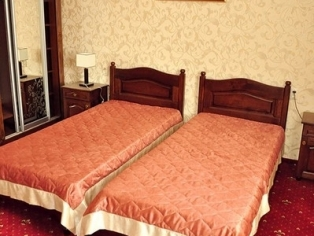 Стандарт корпуса А ( две одноместные кровати)