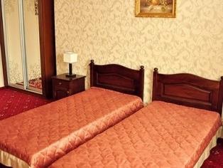 Стандарт корпуса В ( две одноместные кровати ) - 102B