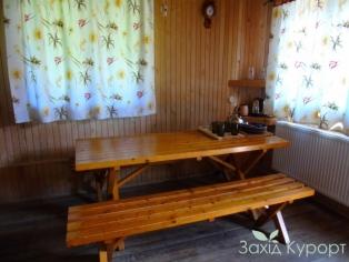 Русская баня. Комната отдыха