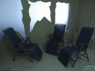 Соляная комната.