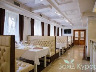 Отель «Золотая Корона» г.Трускавец