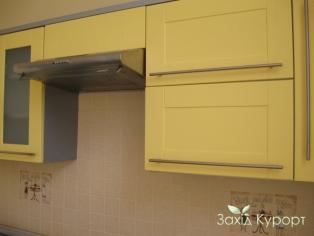 №1. Двухкомнатный двухместный номер Люкс. Кухня