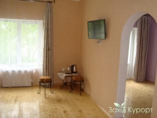 Suite senior /  Двухкомнатный двухместный люкс