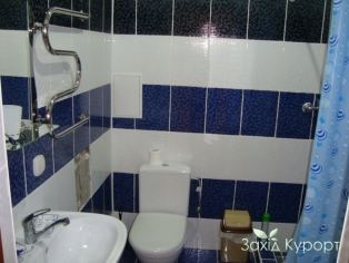 Suite senior /  Двухкомнатный двухместный люкс. Санузел