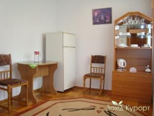 Двухместный люкс (3ком.) (апартаменты)