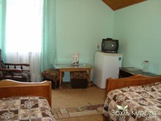Двухместная комната (1ком)