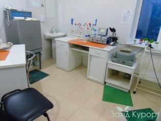 Kлинико-диагностическая лаборатория