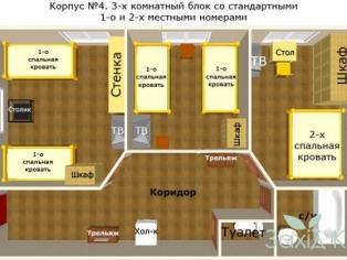 "Санаторий ""Березовый Гай"" - 4 корпус"