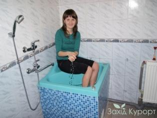 Лечебная ванна для ног