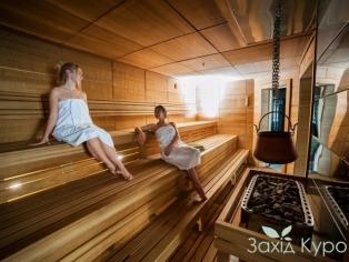 SPA-комплекс. Русская баня