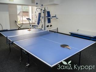 Тренажерный зал - тенис